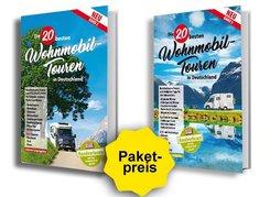 Die 20 besten Wohnmobiltouren in Deutschland - Bd. 2 - 3