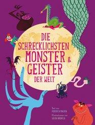 Die schrecklichsten Monster & Geister der Welt