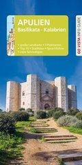 GO VISTA: Reiseführer Apulien - Basilikata - Kalabrien