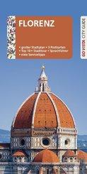 GO VISTA: Reiseführer Florenz, m. 1 Karte