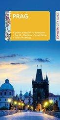 GO VISTA: Reiseführer Prag, m. 1 Karte