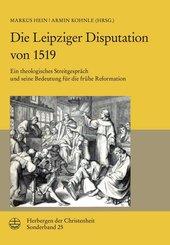 Die Leipziger Disputation von 1519