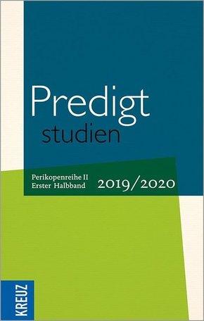 Predigtstudien 2019/2020 - Halbbd.1