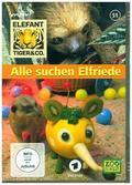 Elefant, Tiger & Co. - Alle suchen Elfriede, 1 DVD