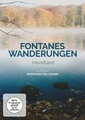 Fontanes Wanderungen: Havelland, 1 DVD-Video