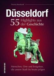 Düsseldorf. 55 Highlights aus der Geschichte
