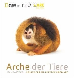 National Geographic Arche der Tiere - Schutz für die Letzten ihrer Art
