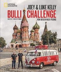 Bulli-Challenge - Von Berlin nach Peking