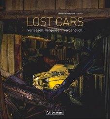 Lost Cars - Verlassen. Vergessen. Vergänglich.