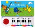 Die Maus - Meine ersten Lieder, m. Klaviertastatur