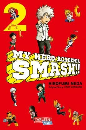 My Hero Academia Smash - Bd.2