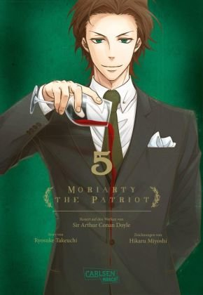 Moriarty the Patriot - Bd.5