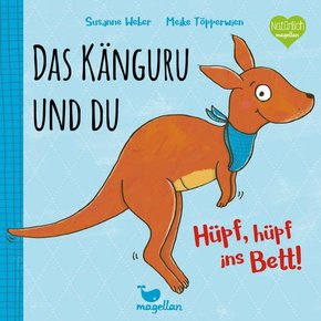 Das Känguru und du - Hüpf, hüpf ins Bett!
