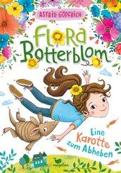Flora Botterblom - Eine Karotte zum Abheben
