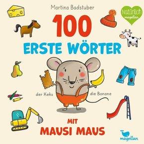 100 erste Wörter mit Mausi Maus