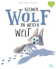 Kleiner Wolf in weiter Welt