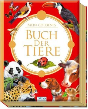 Mein goldenes Buch der Tiere