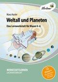 Weltall und Planeten, m. CD-ROM
