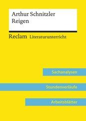 Arthur Schnitzler: Reigen (Lehrerband)