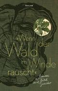 """""""Wenn der Wald im Winde rauscht"""""""