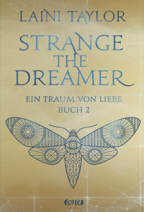 Strange the Dreamer - Ein Traum von Liebe