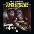 John Sinclair - Vampir-Express, 1 Audio-CD - Tl.1