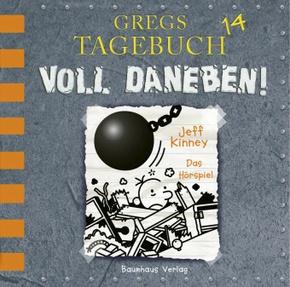 Gregs Tagebuch, Voll daneben, 1 Audio-CD
