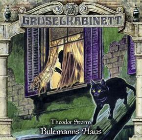 Gruselkabinett - Bulemanns Haus, 1 Audio-CD
