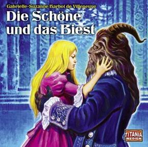 Die Schöne und das Biest, 1 Audio-CD