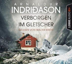 Verborgen im Gletscher, 4 Audio-CDs
