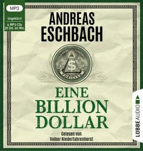 Eine Billion Dollar, 4 MP3-CDs