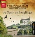 Cherringham - Die Nacht der Langfinger, 1 MP3-CD