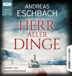 Herr aller Dinge, 3 Audio- CD, MP3