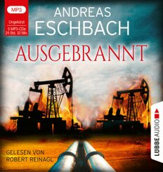 Ausgebrannt, 3 Audio- CD, MP3