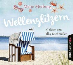 Wellenglitzern, 6 Audio-CDs