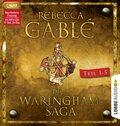 Die Waringham-Saga - Teil 1-Teil 5, 10 MP3-CDs