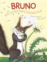Bruno, das Umarmehörnchen