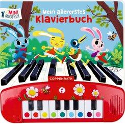 Mein allererstes Klavierbuch, m. Klaviertastatur