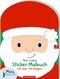 Mein erstes Sticker-Malbuch mit über 100 Stickern (Weihnachten)