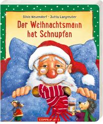 Der Weihnachtsmann hat Schnupfen