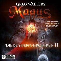Magus, 1 MP3-CD