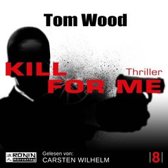 Kill for me, 1 MP3-CD