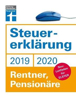 Steuererklärung 2019/2020 - Rentner, Pensionäre