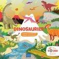 Mein erstes Soundbuch: Dinosaurier, m. Soundeffekten
