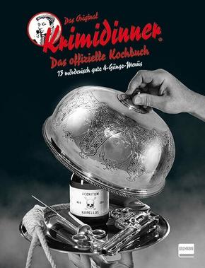 Das offizielle Kochbuch zum Original Krimidinner®