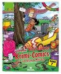 Redaktion Wadenbeißer - Verzwickte Krimi-Comics zum Lesen & Mitraten
