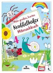 Mein großes, buntes Krabbelkäfer Mitmachbuch