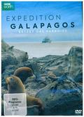 Expedition Galapagos, 1 DVD