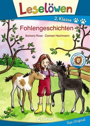 Leselöwen 2. Klasse - Fohlengeschichten