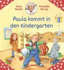 Meine Freundin Paula - Paula kommt in den Kindergarten